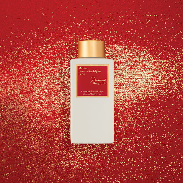 Baccarat Rouge 540 - Scented body cream