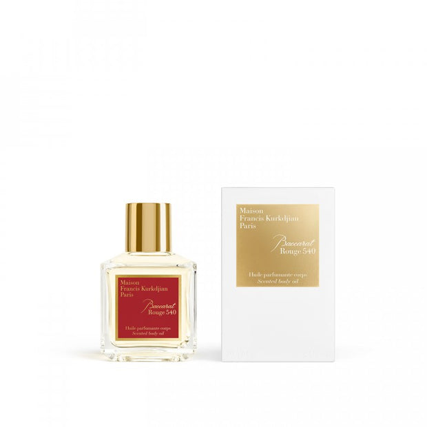 Baccarat Rouge 540 - Scented body oil