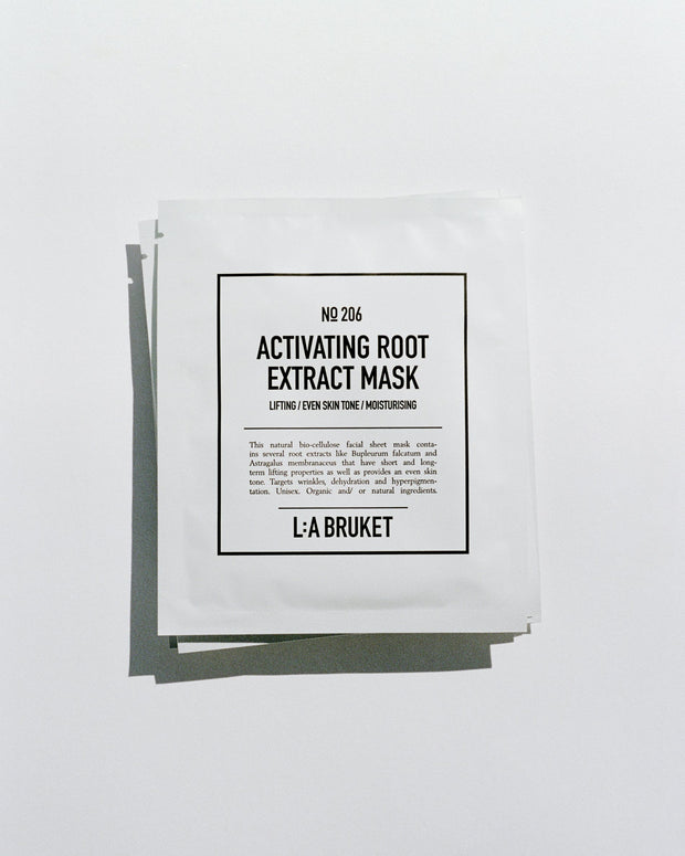 206 Activating root extract mask - Natural
