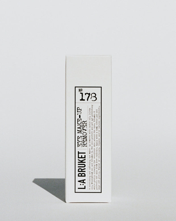 178 Eye make-up remover - Natural