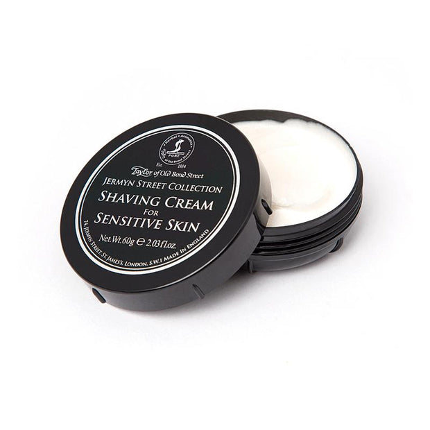 JERMYN STREET COLLECTION SENSITIVE SKIN SHAVING CREAM
