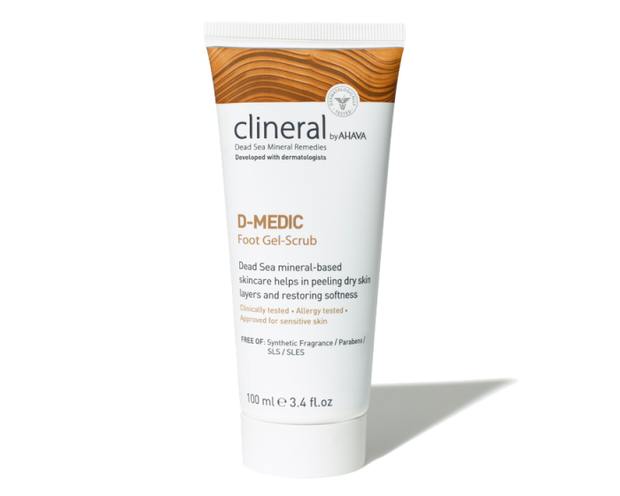 D-MEDIC - Foot Gel Scrub