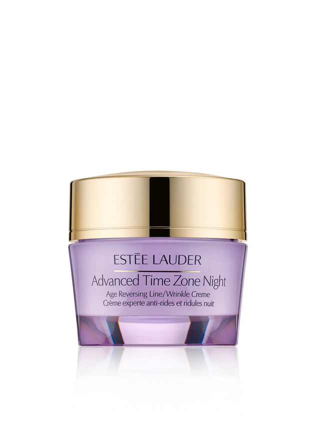 ADVANCED TIME ZONE NIGHT - Age Reversing Line / Wrinkle Cream