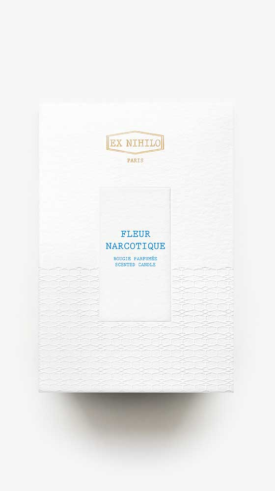FLEUR NARCOTIQUE - Scented Candle