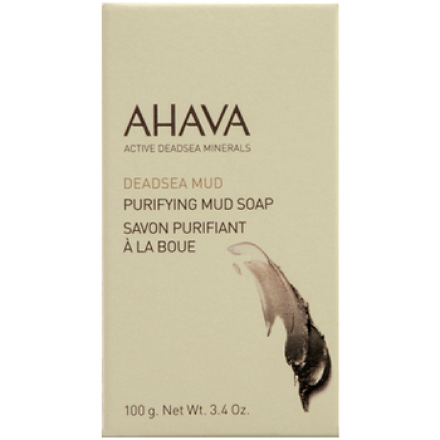 Purifying Dead Sea Mud Soap 100g