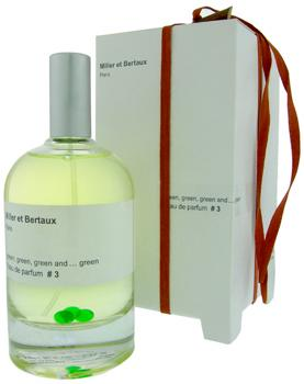 No.3 Green Green Green and.....Green100ml