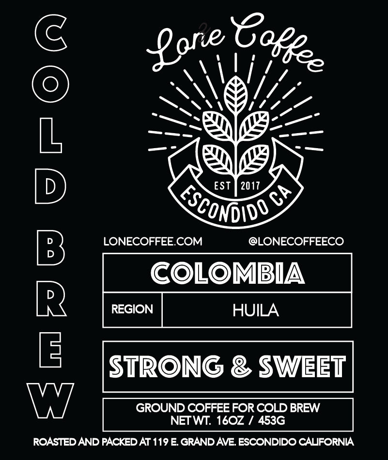 Colombia Cold Brew