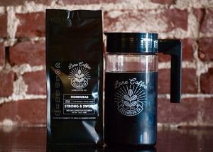 Summer Bundle - Our Coffee plus a Cold Brew Maker