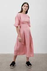 Terrace Dress Bubblegum