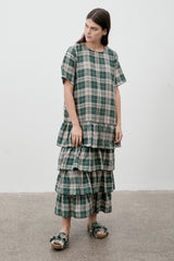 Ivy Dress Hunter Check