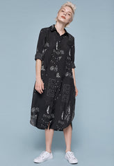 Ranger Shirt Dress - Collector Print by Edith Rewa