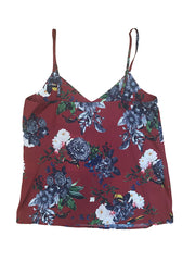 Camisole top - Etching Floral