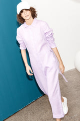 Wayside Jumpsuit - Lilac