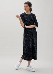 Boardwalk TShirt Dress - Galaxy Print