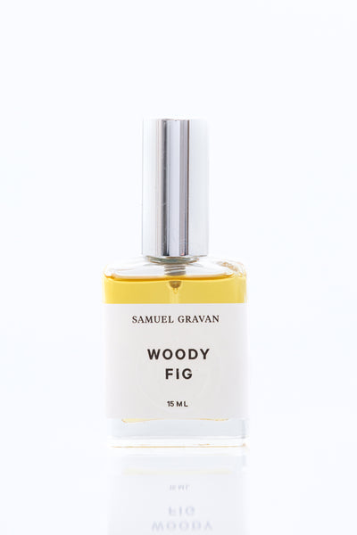 Samuel Gravan Natural Perfume - Woody Fig