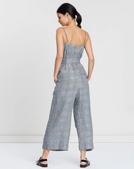 Woodchip Jumpsuit - Luis Check