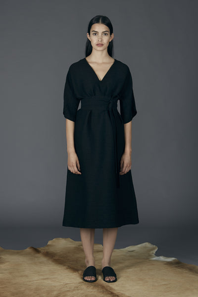 Kyoto Dress - Black