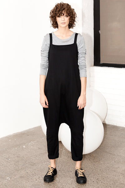 Traveller Jumpsuit - Black