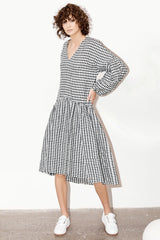 Florence Dress - Gingham (DELIVERY 22nd June)