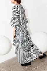 Poppy Dress - Gingham
