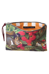 Large Clutch Bag - Garden Floral