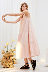 The Elements Dress - Blush