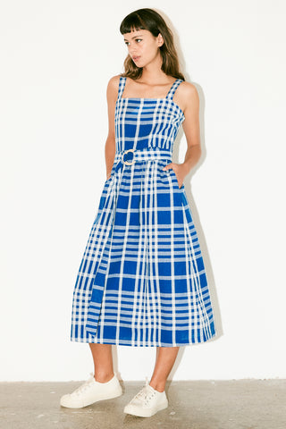 Oregon Dress- Maiden Check