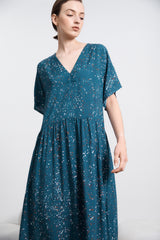 Parklife Dress - Supernova Print