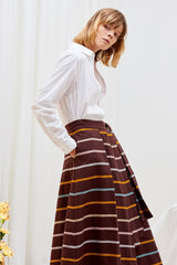 SKYLIGHT SKIRT - Landscape Stripe