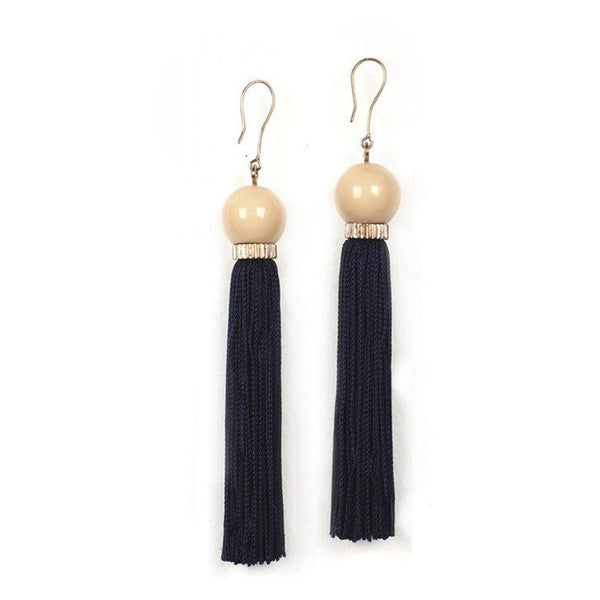 ELKE Tremble Tassel Earring