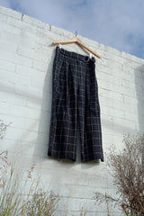 Luna Pants - Llano Plaid