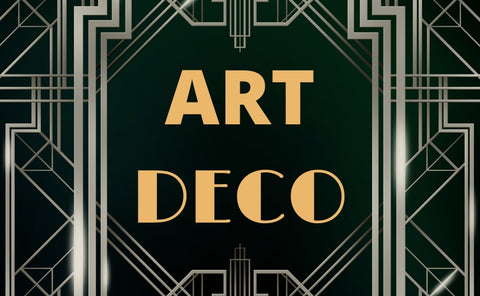 Art Deco Decor, Jewelry, Accents, and China. Authentic 1920's vintage.