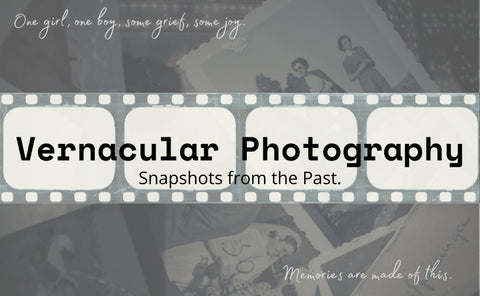 Authentic vintage Vernacular Photography, snapshots of real life, people and places in history.
