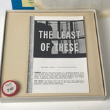 "1950's Biblical Record & Filmstrip Box Set ""These Least of These"" Bible Scriptures for Special Needs - Vintage 50's Educational Recordings"