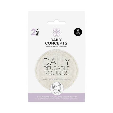 DAILY CONCEPTS Reusable Rounds