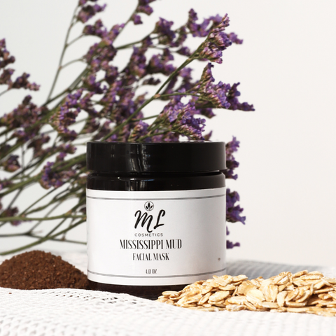Mary Louise Cosmetics Mississippi Mud Face Mask