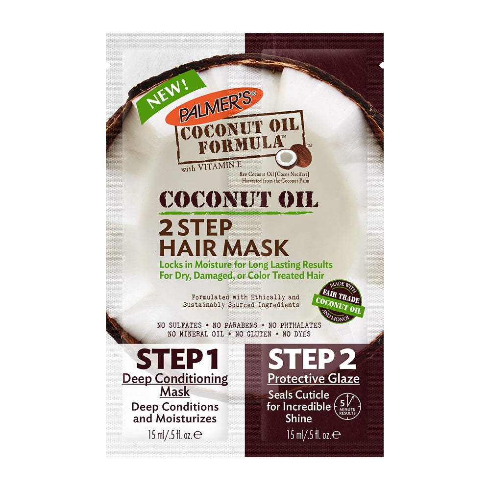 PALMER'S Coconut Oil Formula Coconut Oil 2 Step Hair Mask
