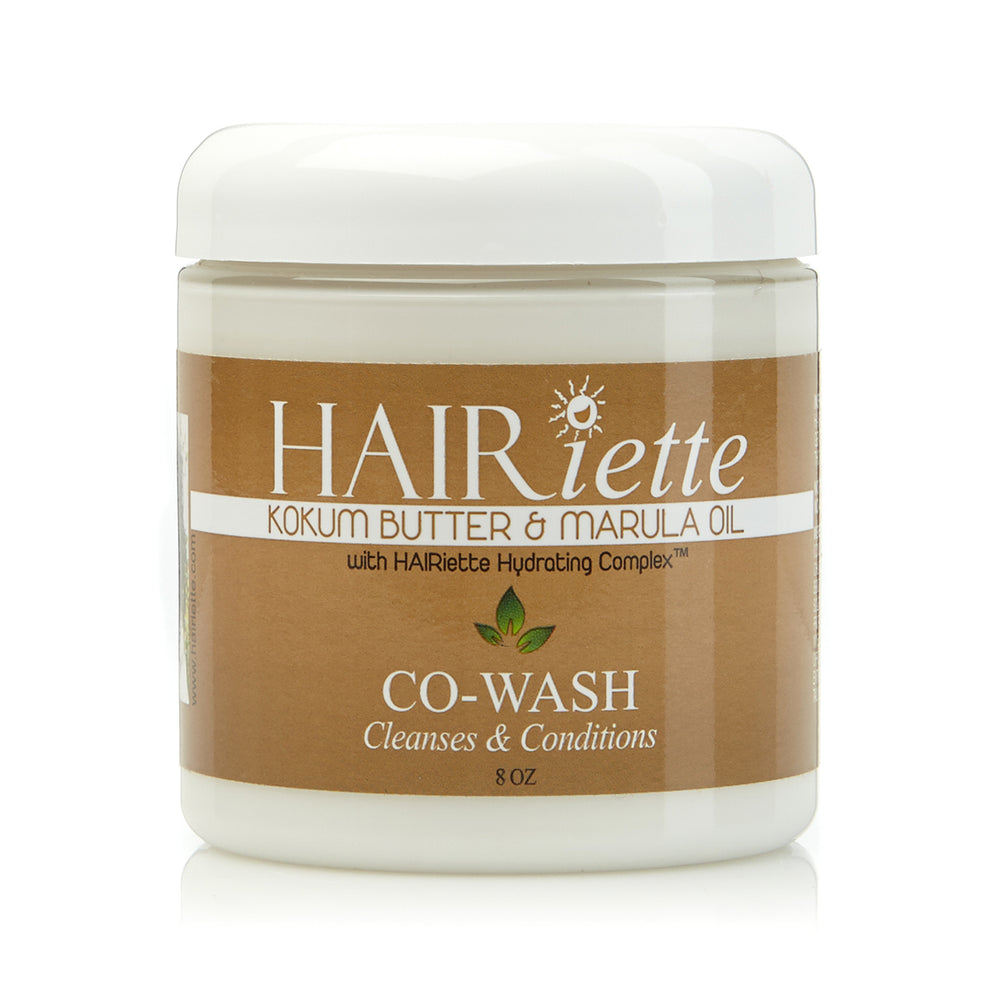 HAIRiette Kokum Butter & Marula Oil Co-Wash