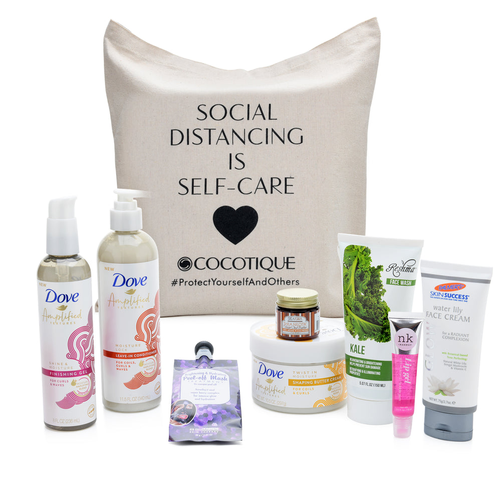 COCOTIQUE BOX - April 2020