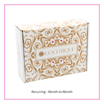 COCOTIQUE Beauty Box Monthly Subscription Plan