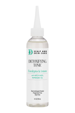 DESIGN ESSENTIALS Scalp & Skin Care Detoxifying Tonic