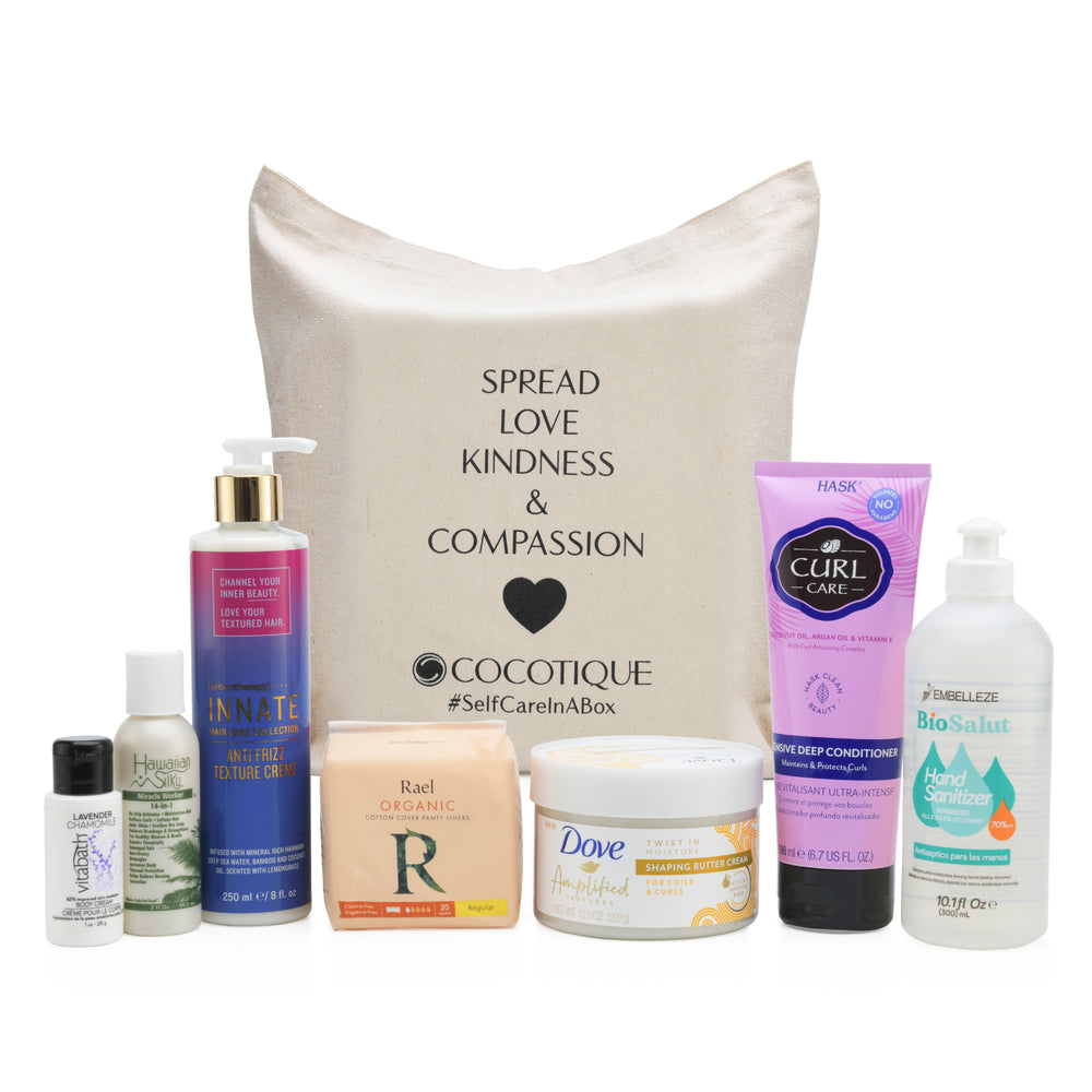 COCOTIQUE BOX - February 2021