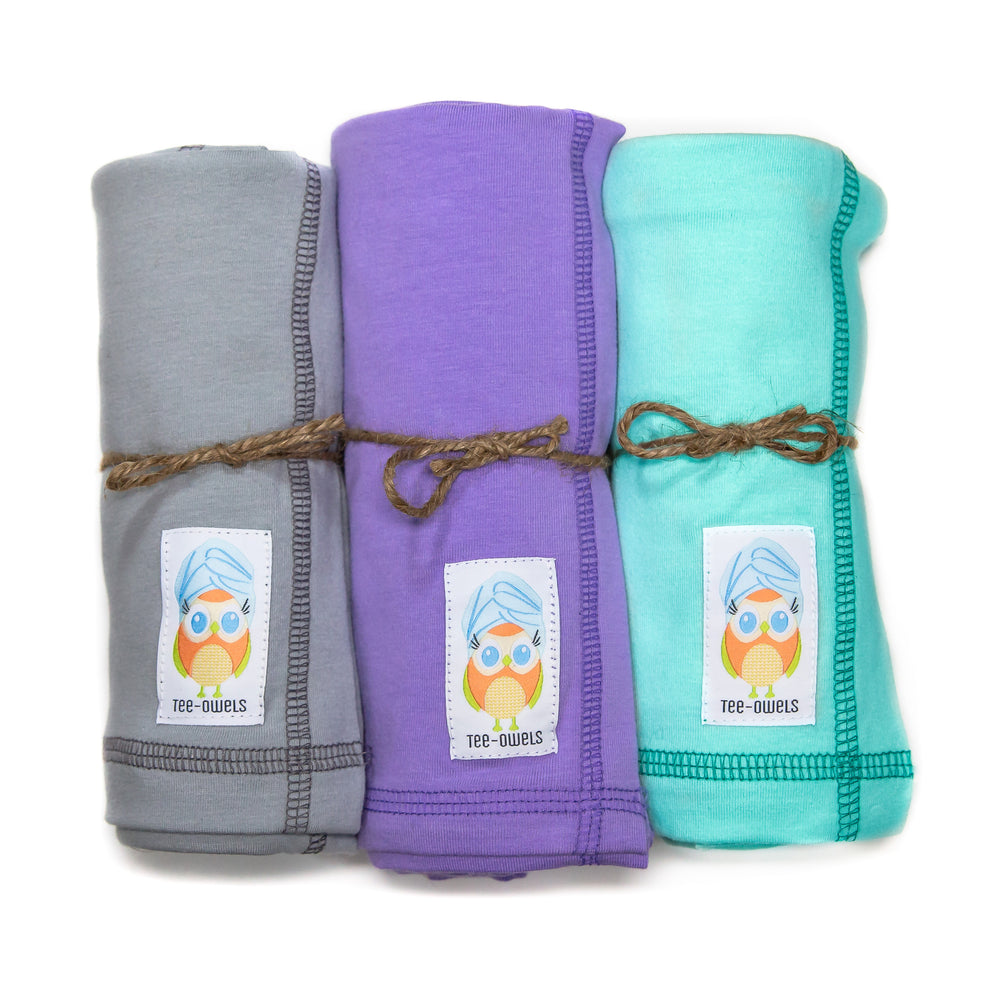 Tee-Owel T-shirt Towel