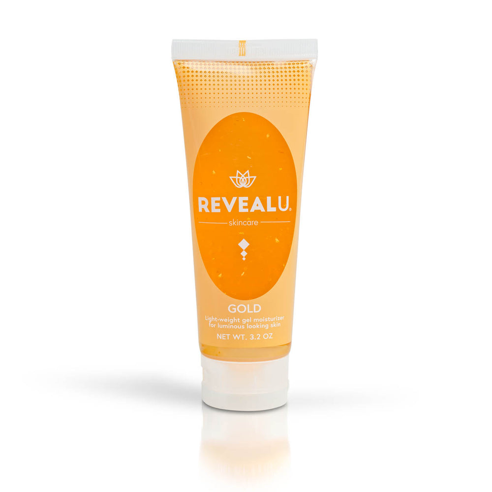 RevealU Face & Body Gold Gel