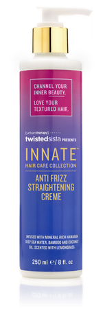 INNATE Anti Frizz Straightening Cream