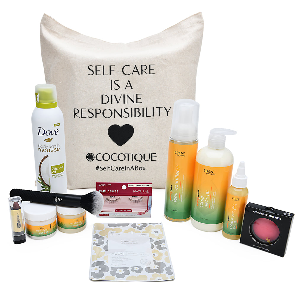 COCOTIQUE BOX - March 2020