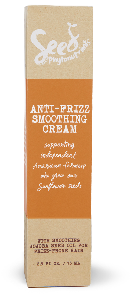 SEED PHYTONUTRIENTS Anti-Frizz Smoothing Cream