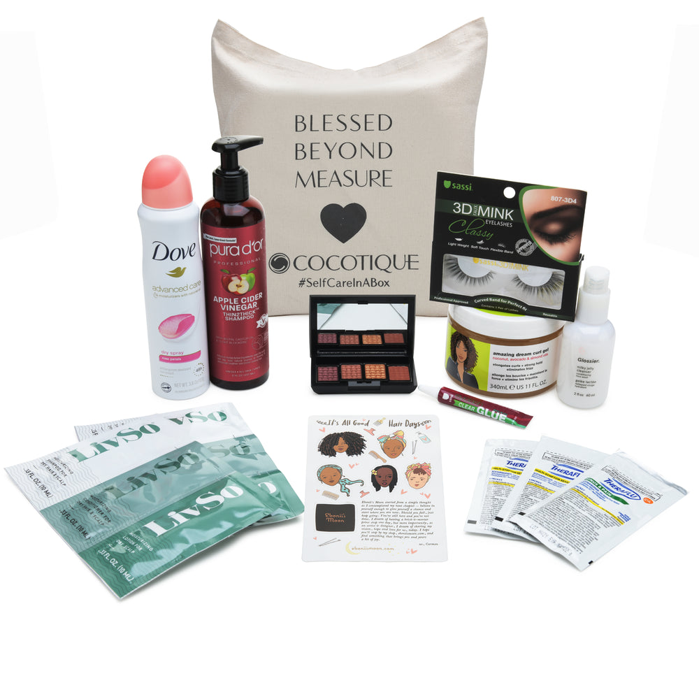 COCOTIQUE SEPTEMBER 2020 BOX
