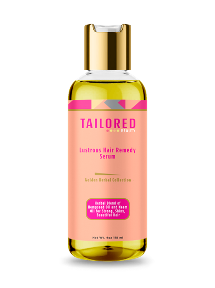 TAILORED BEAUTY Lustrous Remedy Hair Serum