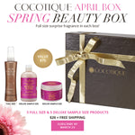 COCOTIQUE Box - April 2015